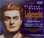 WAGNER - Rosenstock - Lohengrin WWV.75 live MET 1 - 2 - 1964 + extraits 1968 et 1967
