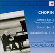 CHOPIN - Casadesus - Ballade pour piano n°1 en sol mineur op.23 n°1