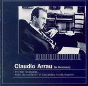 Claudio Arrau in Germany