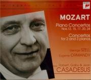 MOZART - Casadesus - Concerto pour piano et orchestre n°20 en ré mineur