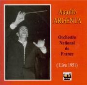 STRAVINSKY - Argenta - Pulcinella, ballet en 1 acte, pour soprano, ténor