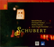 SCHUBERT - Poulet - Trio avec piano n°2 en mi bémol majeur op.100 D.929