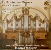 La route des orgues Vol.6 : L'Alsace