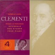 CLEMENTI - Laval - Gradus ad Parnassum, pour piano op.44