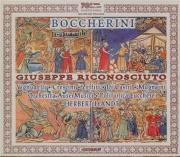 BOCCHERINI - Handt - Il Giuseppe riconosciuto, oratorio pour solistes et