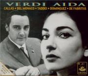 VERDI - De Fabritiis - Aida, opéra en quatre actes (live Mexico, 1951) live Mexico, 1951