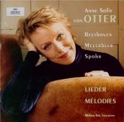 Lieder de Beethoven, Meyerbeer, Spohr