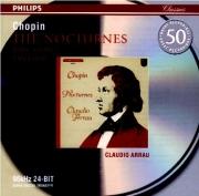 CHOPIN - Arrau - Trois nocturnes pour piano op.15
