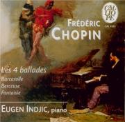 CHOPIN - Indjic - Ballade pour piano n°1 en sol mineur op.23 n°1