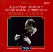 JANACEK - Kubelik - Sinfonietta pour orchestre op.60