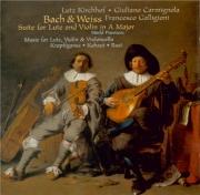 Musique pour luth, violon et violoncelle