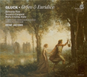 GLUCK - Jacobs - Orfeo ed Euridice (version italienne)