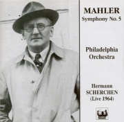 MAHLER - Scherchen - Symphonie n°5