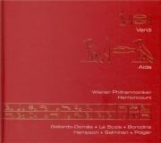 VERDI - Harnoncourt - Aida, opéra en quatre actes