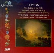 HAYDN - Four Nations En - Trio avec clavier n°33 en sol mineur op.78 n°2