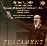 DVORAK - Kubelik - Dix légendes op.59, version pour piano (quatre mains)