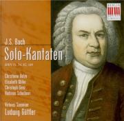 BACH - Güttler - Gott soll allein mein Herze haben, cantate pour soliste