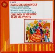RAVEL - Martinon - Rapsodie espagnole, pour orchestre