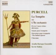 PURCELL - Mallon - The Tempest ou 'The Enchanted Island', semi-opéra Z.6