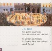 BACH - Savall - Suite pour orchestre n°1 en do majeur BWV.1066