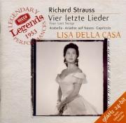 STRAUSS - Della Casa - Arabella op.79 : extraits