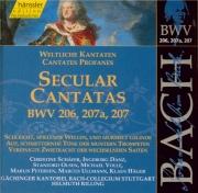 Secular Cantatas Vol.64