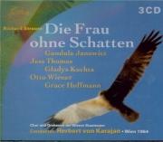 STRAUSS - Karajan - Die Frau ohne Schatten (La femme sans ombre), opéra live Wien 1964