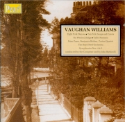VAUGHAN WILLIAMS - Vaughan William - On Wenlock Edge