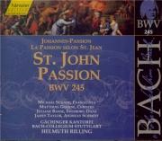 BACH - Rilling - Passion selon St Jean(Johannes-Passion), pour solistes Vol.75