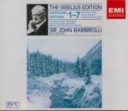 SIBELIUS - Barbirolli - Finlandia, poème symphonique pour orchestre op.2