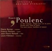 POULENC - Bernac - Le bal masqué, cantate profane pour voix et orchestre