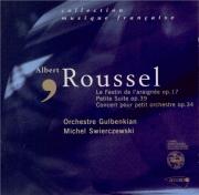 ROUSSEL - Swierczewski - Le festin de l'araignée op.17