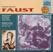 GOUNOD - Cleva - Faust (live MET 23 - 01 - 50) live MET 23 - 01 - 50