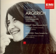 BEETHOVEN - Argerich - Concerto pour piano n°1 en ut majeur op.15