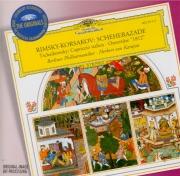 RIMSKY-KORSAKOV - Karajan - Shéhérazade op.35