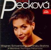 WAGNER - Peckova - Wesendonck-Lieder, pour voix de femme de femme et pia