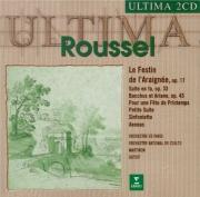 ROUSSEL - Martinon - Le festin de l'araignée op.17