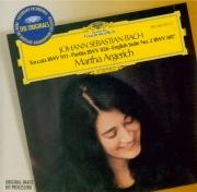 BACH - Argerich - Toccata pour clavier en do mineur BWV.911