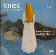 GRIEG - Amoyal - Sonate pour violon et piano n°3 en do mineur op.45