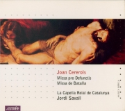 CEREROLS - Savall - Missa de batalla