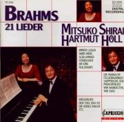BRAHMS - Shirai - Feldeinsamkeit (Allmers), mélodie pour une voix et pia