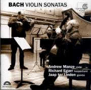 BACH - Manze - Sonate pour violon et clavier n°1 en si mineur BWV.1014