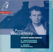 CHOSTAKOVITCH - Wispelwey - Concerto pour violoncelle n°1 op.107