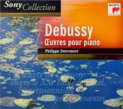 DEBUSSY - Entremont - Clair de lune, pour piano en ré bémol majeur L.75