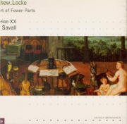 LOCKE - Savall - Consort of fower parts