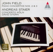 FIELD - Staier - Concerto pour piano n°2 H.31