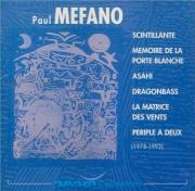 MEFANO - Méfano - Scintillante