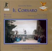 VERDI - Franci - Il corsaro (Le corsaire), opéra en trois actes live Venezia, 4 - 3 - 1971