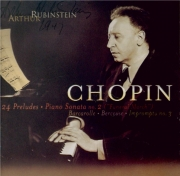 CHOPIN - Rubinstein - Vingt-quatre préludes pour piano op.28 (Vol.16) Vol.16