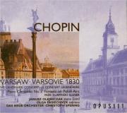 Varsovie 1830 (le concert légendaire)